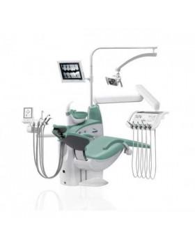 Diplomat Adept DA280 - стационарная стоматологическая установка с нижней подачей инструментов