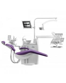 Diplomat Adept DA370 - стационарная стоматологическая установка с верхней подачей инструментов