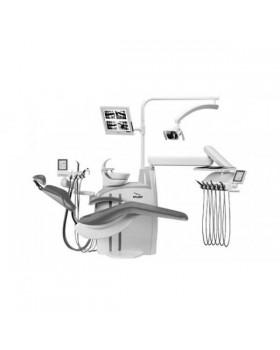 Diplomat Adept DA380 - стационарная стоматологическая установка с нижней подачей инструментов