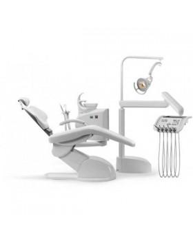 Diplomat Lux DL210 - стоматологическая установка с нижней подачей инструментов