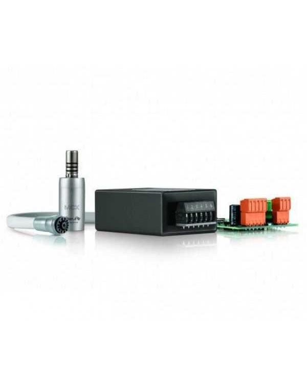 DMCX LED - встраиваемая система для двух микромоторов со светодиодной подсветкой, с реле