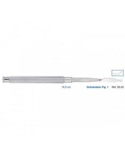 Долото хирургическое Ochsenbein, форма 1, 16,5 см