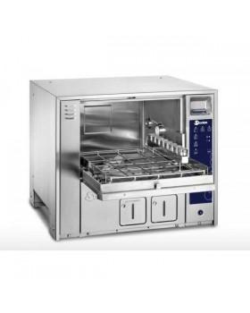 DS 50 DRS D - машина для предстерилизационной обработки, мойки, дезинфекции, сушки, с одним автоматическим дозатором дезсредства и умягчителем воды