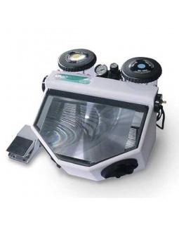 Duosab - пескоструйный аппарат на две фракции песка, без вытяжного устройства