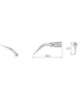 E30LD-S - эндоретроградная насадка для задних зубов (с наклоном влево)