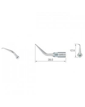 E30RD-S - эндоретроградная насадка для задних зубов (с наклоном вправо)