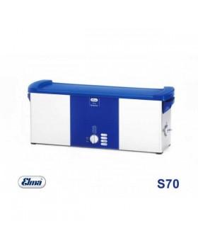 Elmasonic S70H - ультразвуковая мойка, 6,9 л