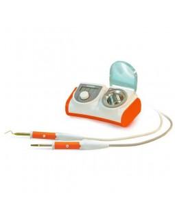ЭШЗ 2.2 ДУЭТ КОМБИ - 2-х канальный электрошпатель с цифровой индикацией и ванночкой воскотопки с плавной установкой температуры и цифровым регулированием