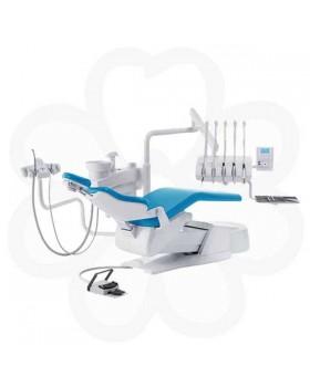 Estetica E30 S/TM Essential Line (светильник EDI) - стоматологическая установка с верхней/нижней подачей инструментов