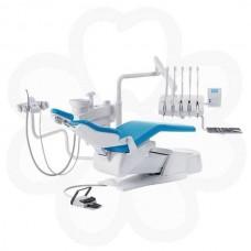 Estetica E30 S/TM EvoLine (светильник 540 LED) - стоматологическая установка с верхней/нижней подачей инструментов