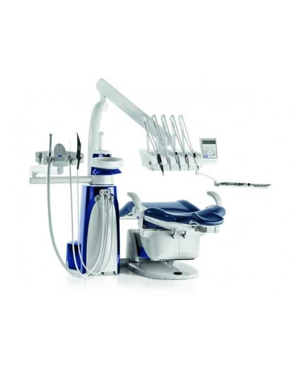Estetica E50 Classic S/TM - стоматологическая установка с верхней/нижней подачей инструментов