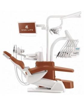 Estetica E50 Life S/TM (светильник 540 LED) - стоматологическая установка с верхней/нижней подачей инструментов