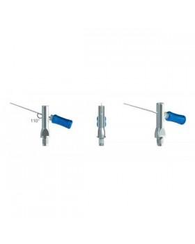 FH-3 - насадка для скалеров LM, держатель эндодонтических инструментов и файлов 110°