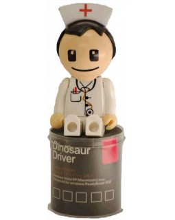 Флешка 4Gb Медсестра | Амфодент
