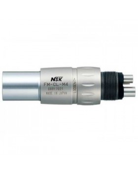 FM-CL-M4-T - быстросъемный переходник без оптики для 4-х канального разъема MidWest