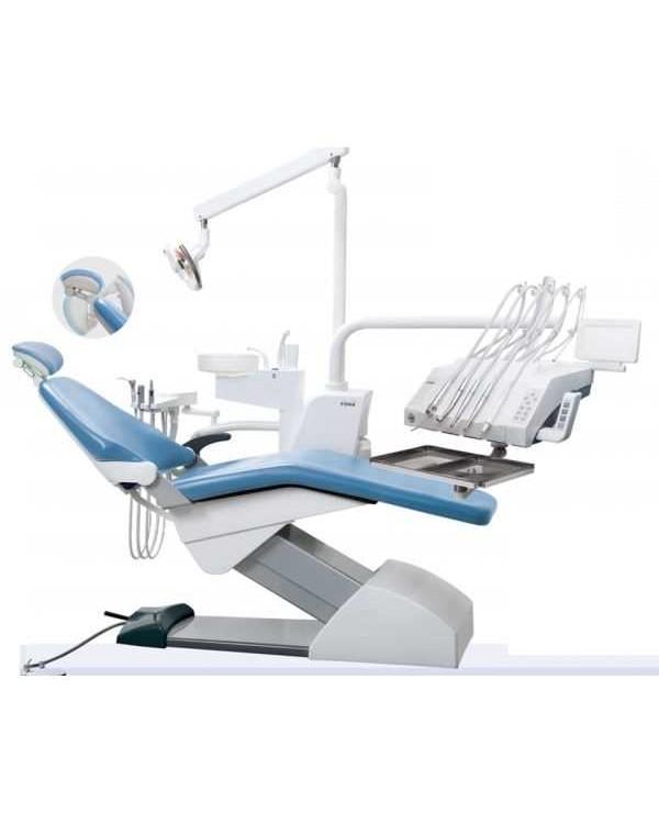 Fona 1000 S NEW - стоматологическая установка с нижней подачей инструментов