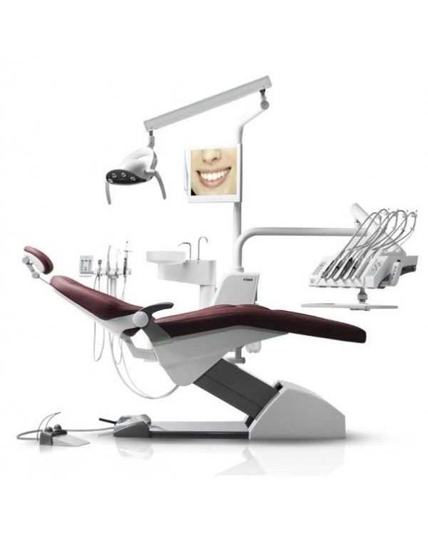 Fona 1000 SW NEW SL ISO- стоматологическая установка с верхней подачей инструментов, с электромотором Sirona SL ISO