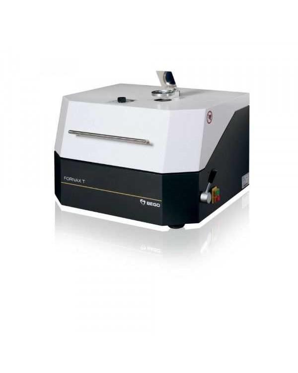 Fornax T - центробежная индукционная литейная установка со встроенным охлаждением