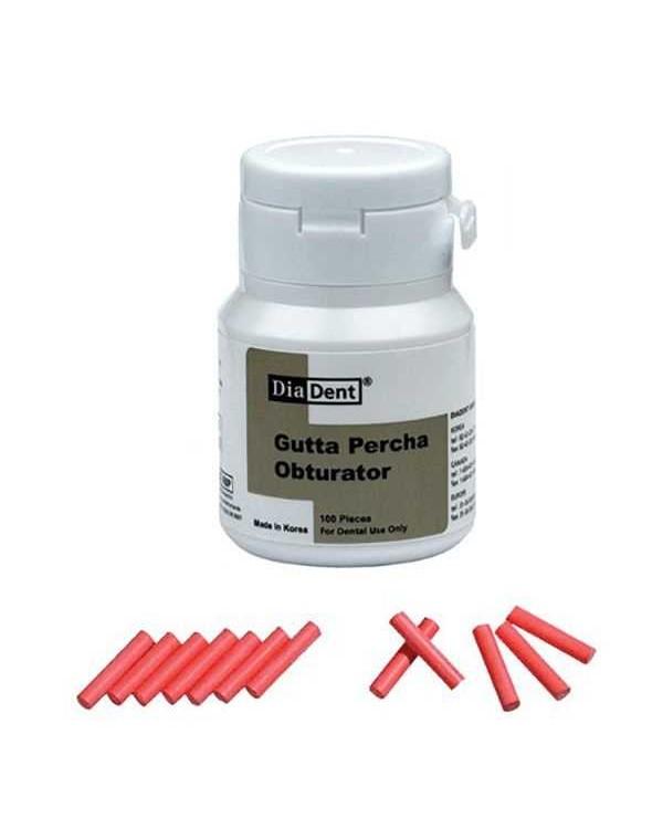 Гуттаперчевые стержни (100 шт.) для ГуттаФилл