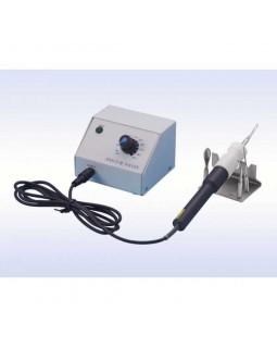HAN-D-III WAXER - ручной электрошпатель с плавной регулировкой температуры, 4 сменные насадки (№2, 3, 7, 12)