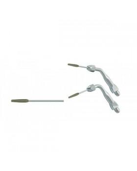 IM-1 - насадки для скалеров LM, алмазные сменные, для имплантологии (для инструмента IH1,IH2) 4 шт.