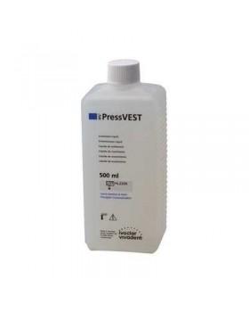 595588 Жидкость для паковочной массы PressVEST 0,5 л.