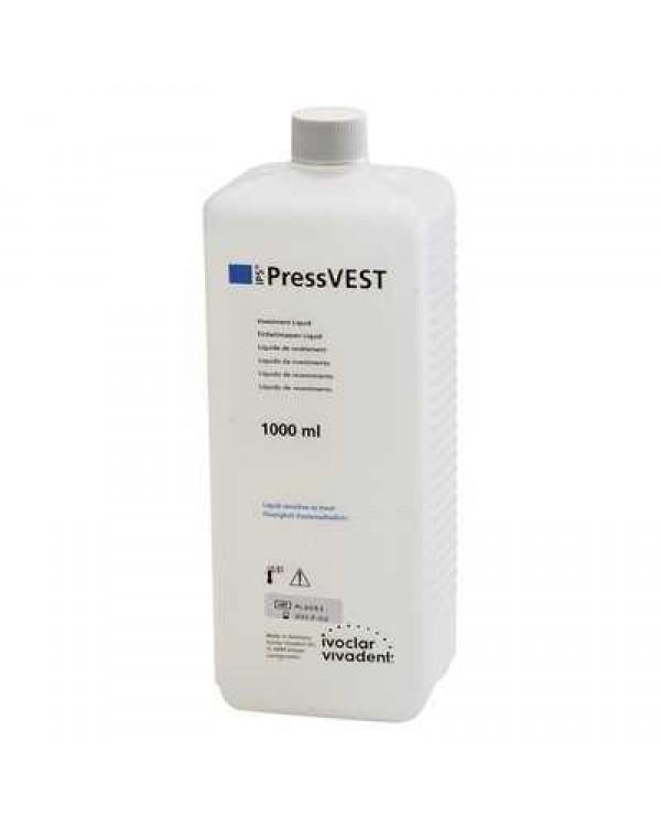 595589 Жидкость для паковочной массы PressVEST 1 л.