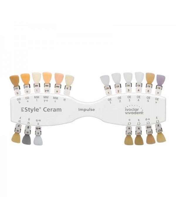 674210 Расцветка IPS Style Ceram Impulse.