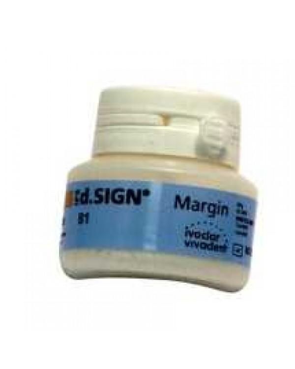IPS d.SIGN 20 г Маргинальная масса желтая