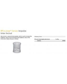 IPS e.max Ceram Impulse Inter Incisal (Интеринцизальная масса) бело-голубая 20гр (шт.)