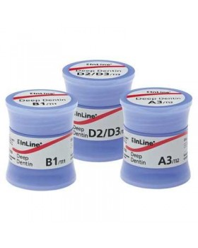 IPS InLine церв,дентин A-D 100 гр. D2/D3