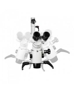 justVision Complex - дентальный операционный микроскоп с плавным изменением увеличения и LED-подсветкой