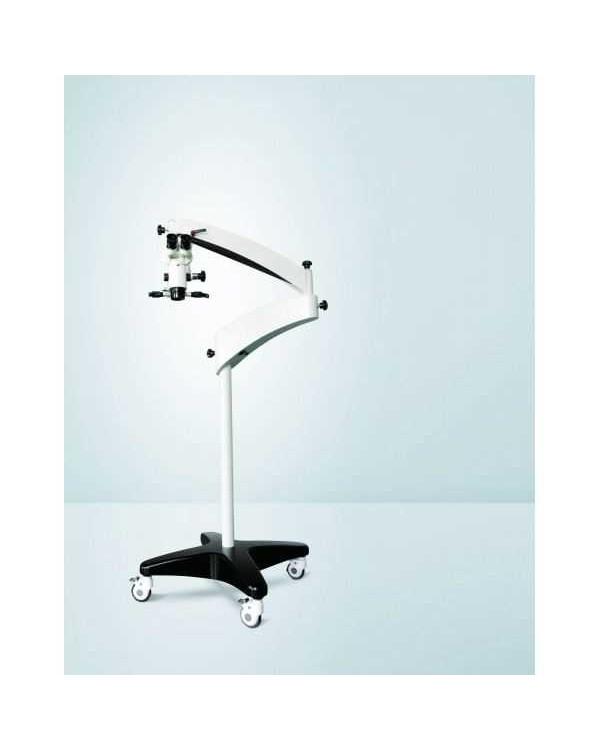justVision Simple - дентальный операционный микроскоп с 5-ти ступенчатым увеличением и LED-подсветкой