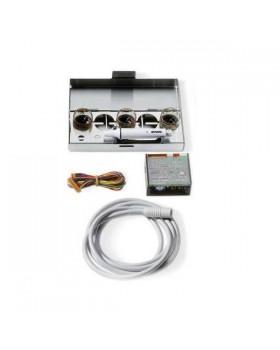 KIT Piezon Light Standart - встраиваемый многофункциональный ультразвуковой модуль со светом в комплекте с насадками A, P, PS