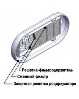 Комплект воздушных сменных фильтров для рециркуляторов Дезар (12 шт.)