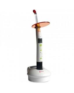 LED C - компактная беспроводная светодиодная фотополимеризационная лампа, с двумя аккумуляторами