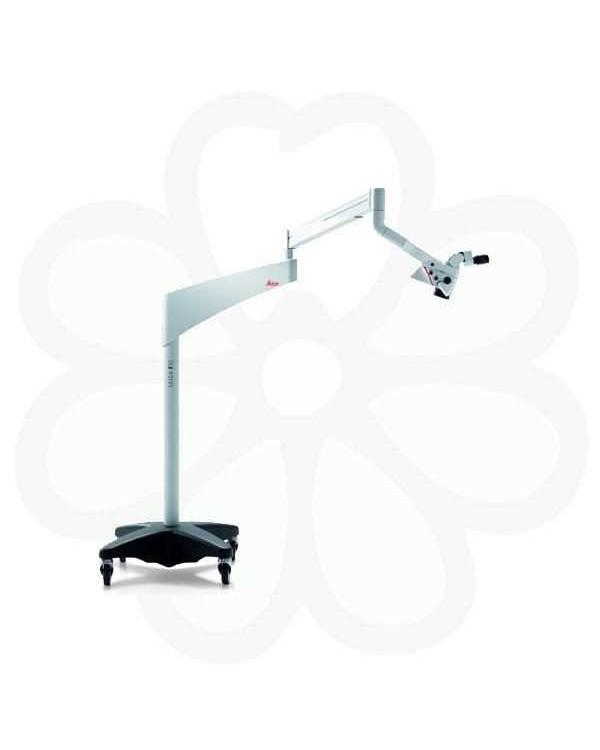 Leica M320 Advaced I Video - микроскоп стоматологический для использования с напольной мобильной стойкой