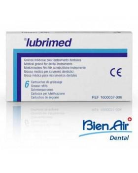 Lubrimed - консистентная смазка для турбин с шарикоподшипниками (6шт.)