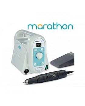 Marathon HANDY 702 Lite - настольный щеточный зуботехнический микромотор повышенной мощности