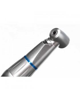Mercury TX-414-71 - угловой наконечник с внутренним охлаждением, кнопочным зажимом и генератором света, 1:1
