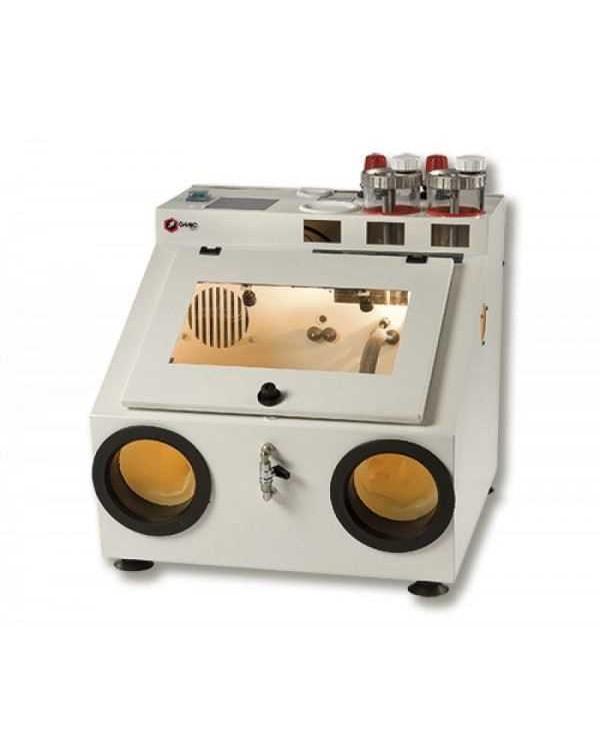 MS.1.00 - пескоструйный аппарат на одну фракцию песка, с вытяжным устройством