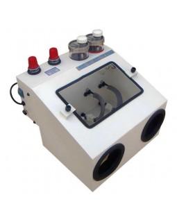 MS 2.00 NEW - пескоструйный аппарат на две фракции песка, без вытяжного устройства BETA.2.R.00, с рециркуляцией