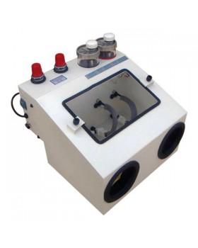 MS.2.00 NEW R - пескоструйный аппарат на две фракции песка, без вытяжного устройства BETA.2.R.00, с рециркуляцией