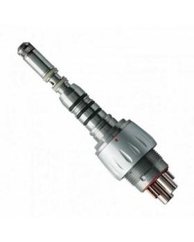 MULTIflex 465 LED - быстросъемный переходник с подсветкой, с регулятором подачи спрея