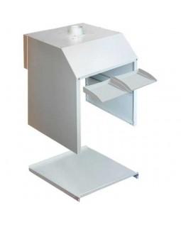 НАБОР 1.1 ПАЙКА - набор деталей для создания на базе столов серии ЭЛЕМЕНТ рабочей зоны с вытяжным зонтом