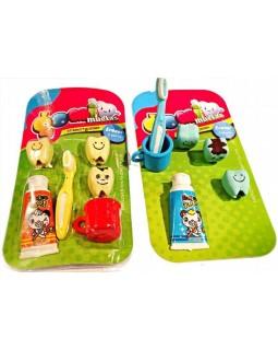Набор детский для чистки зубов (1 шт.в уп.)