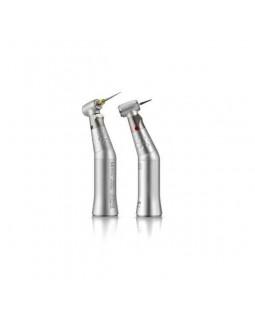 Набор наконечников: угловой наконечник CA 1:1 L с подсветкой и прямой наконечник PM 1:1