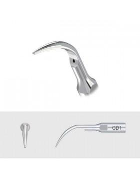 Насадка GD1 для скалеров Woodpecker, для удаления зубного камня (подходит к DTE, Satelec, NSK)