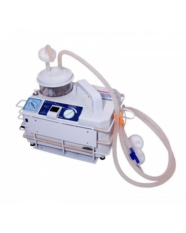 ОХ-10-«Я-ФП»-01 - мобильный хирургический отсасыватель, 15 л/мин