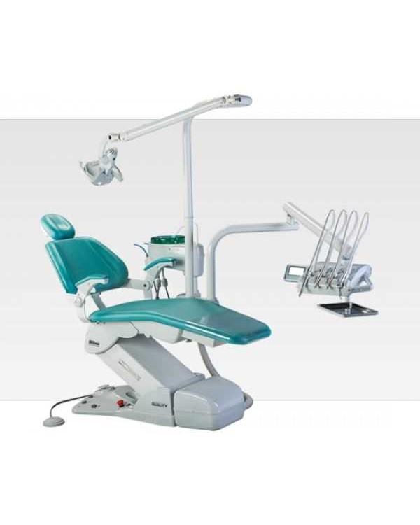 Olsen Gallant Quality Cross Flex - стоматологическая установка с верхней подачей инструментов